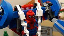 Lego Spider Mech