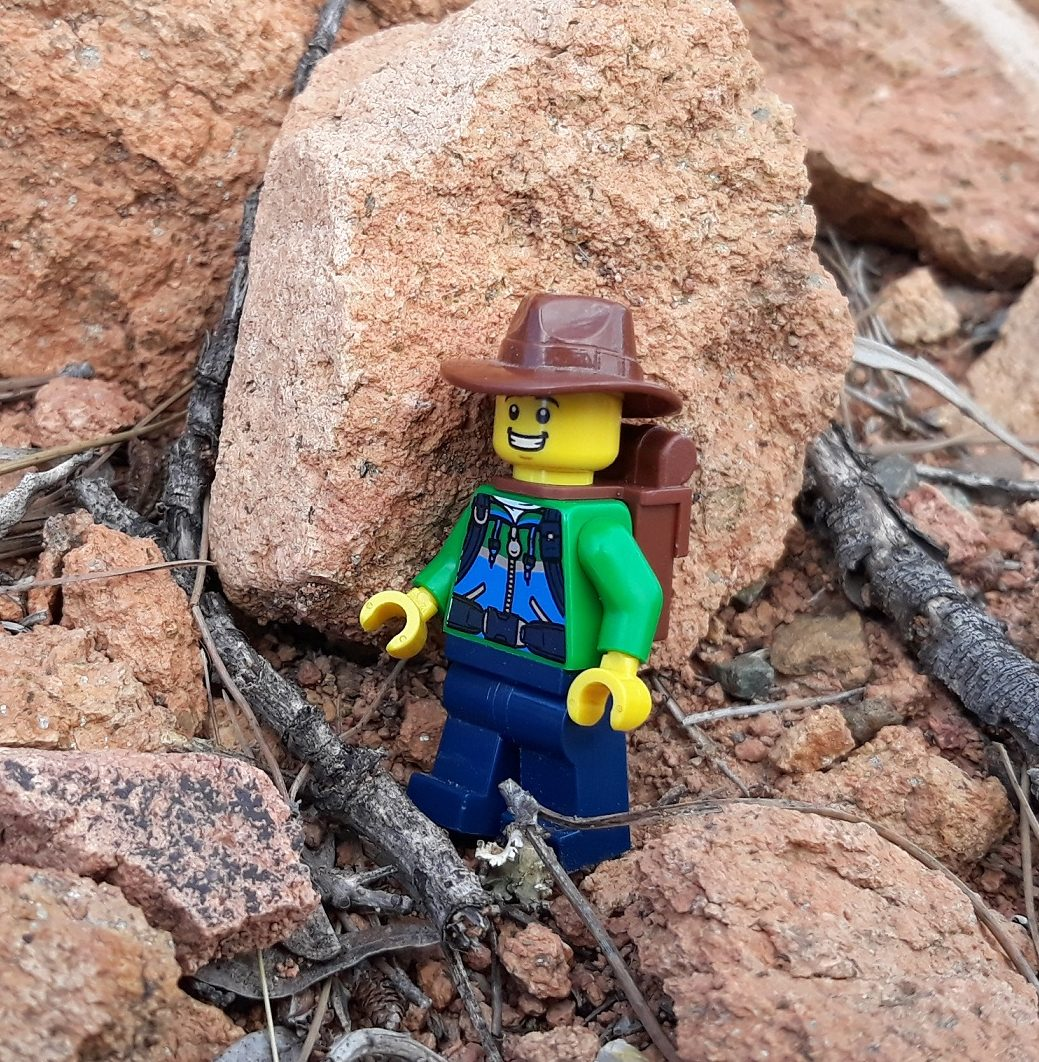Lego foto simpatica
